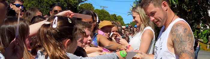 Block NZ Ben & Quinn Signing