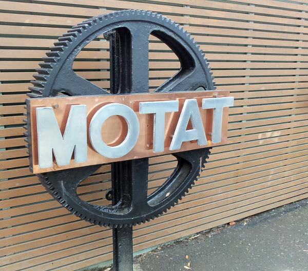 Motat sign